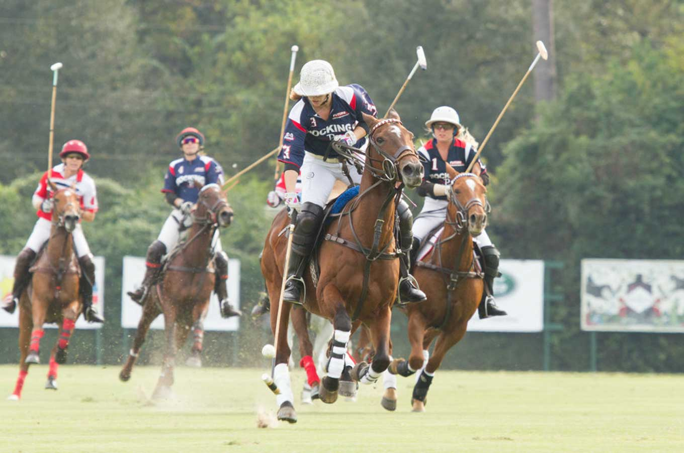 WOMEN WE CANNOT MISS OUT ON WHILE LEARNING ABOUT POLO