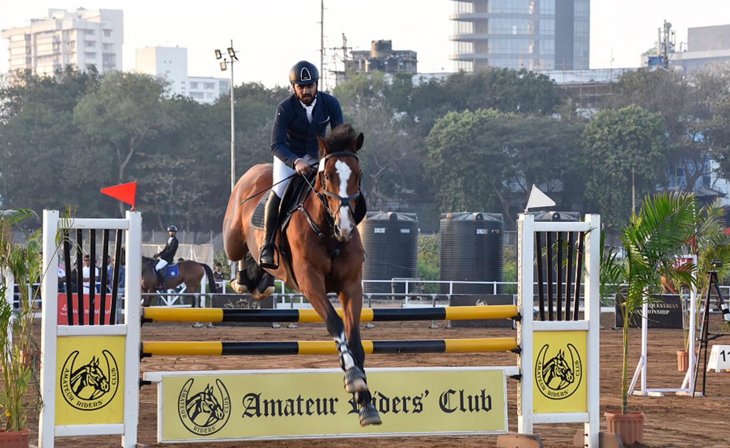 National Equestrian Championship | Yashaan Khambatta NEC