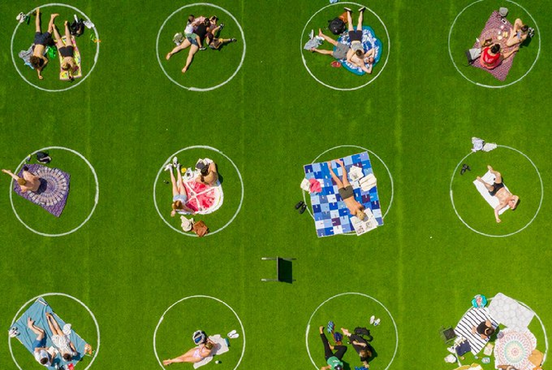 Picnic patches at America's Oldest Polo Club: Newport Polo