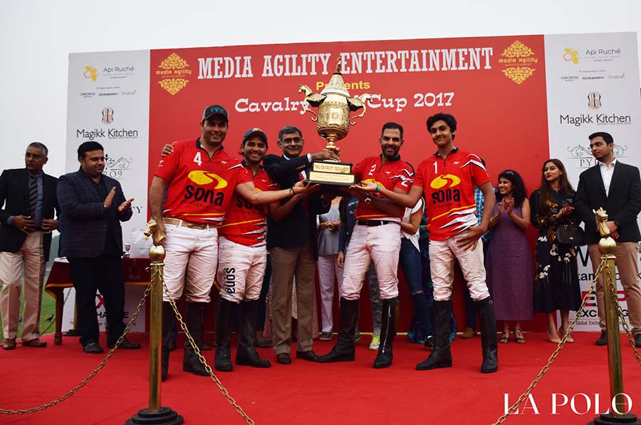 CAVALRY GOLD CUP  FINALS
