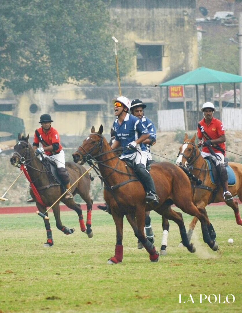 Cavalry Gold Cup : Deepak Udar and Cdr ap singh