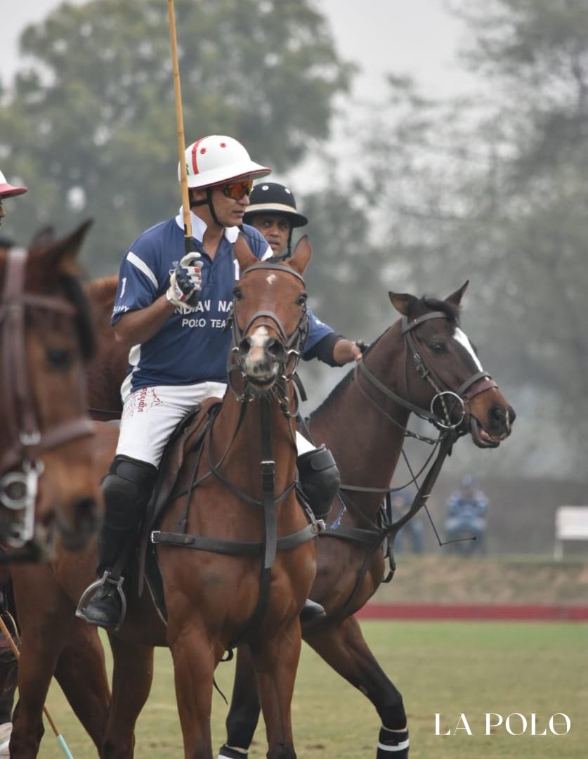 Cavalry Gold Cup : Deepak Udar