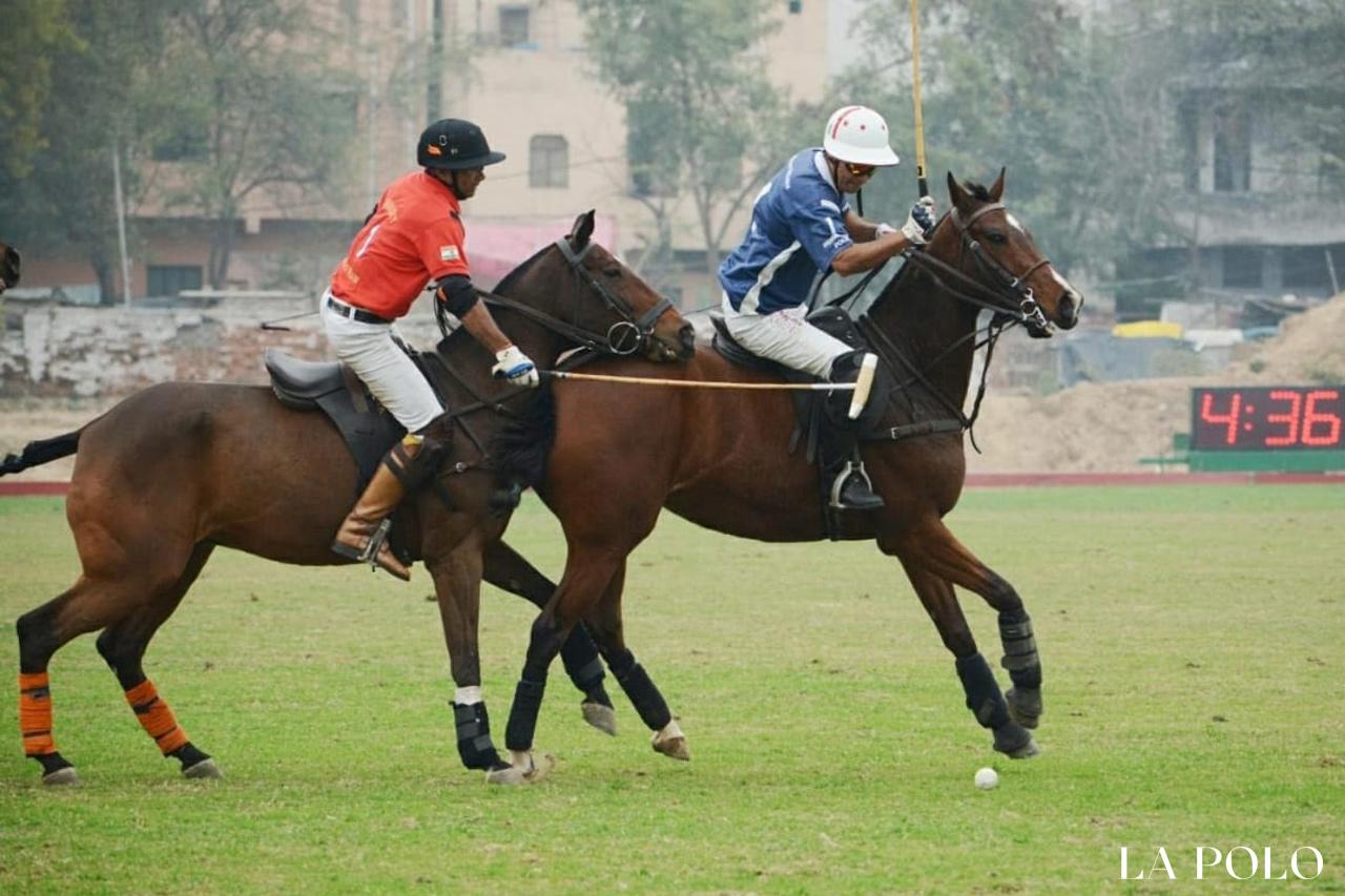 Cavalry Gold Cup : Col Vishal Chauhan