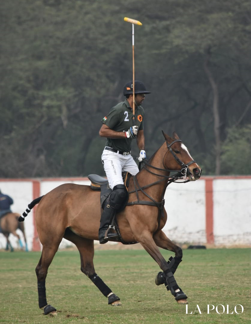 Cavalry Gold Cup : Dhananjay Singh