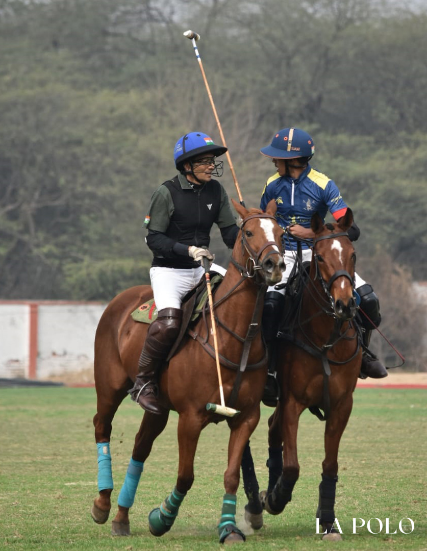 Cavalry Gold Cup : Naveen Jindal