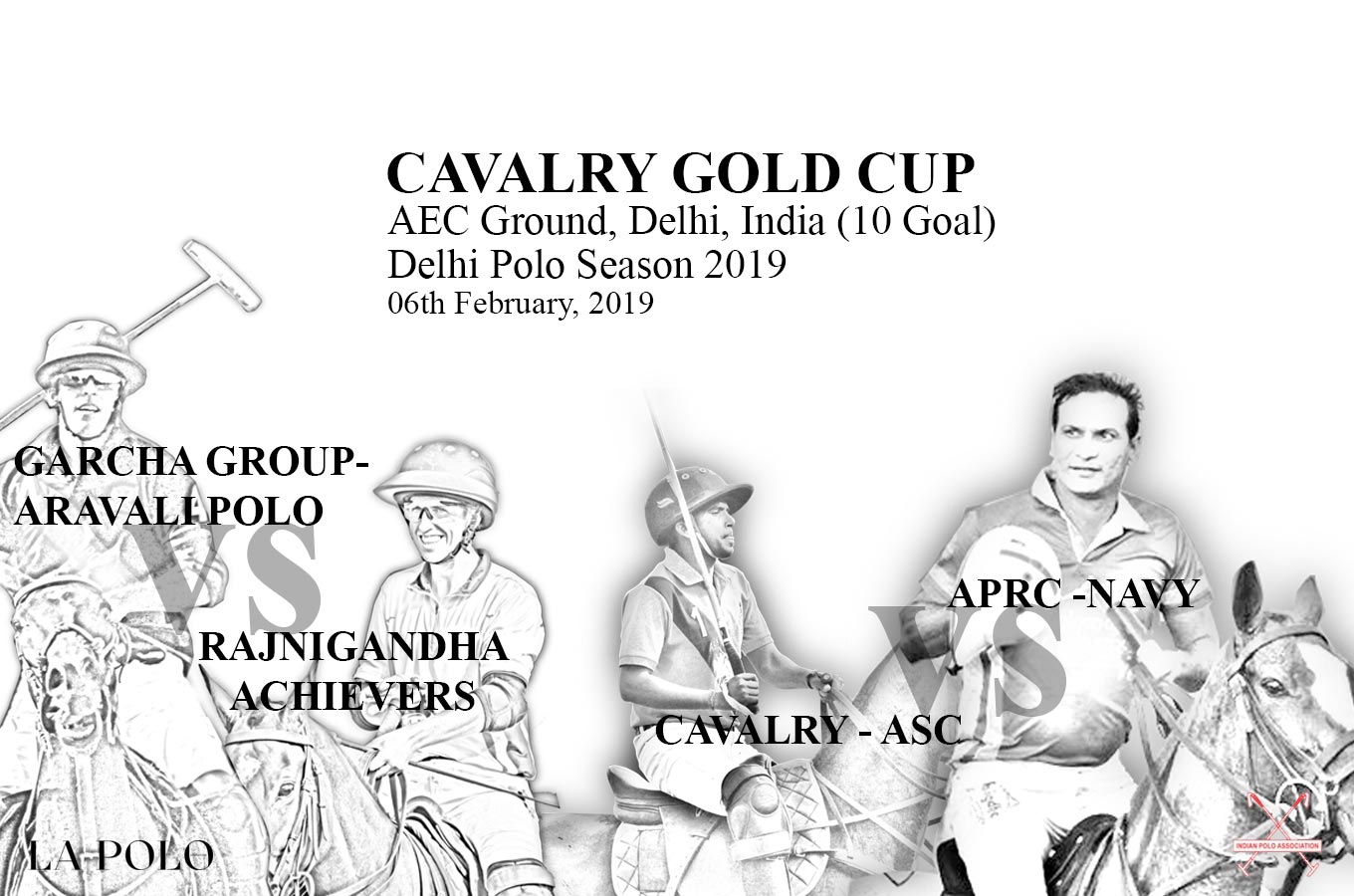 he Inaugural Day Of Cavalry Gold Cup?