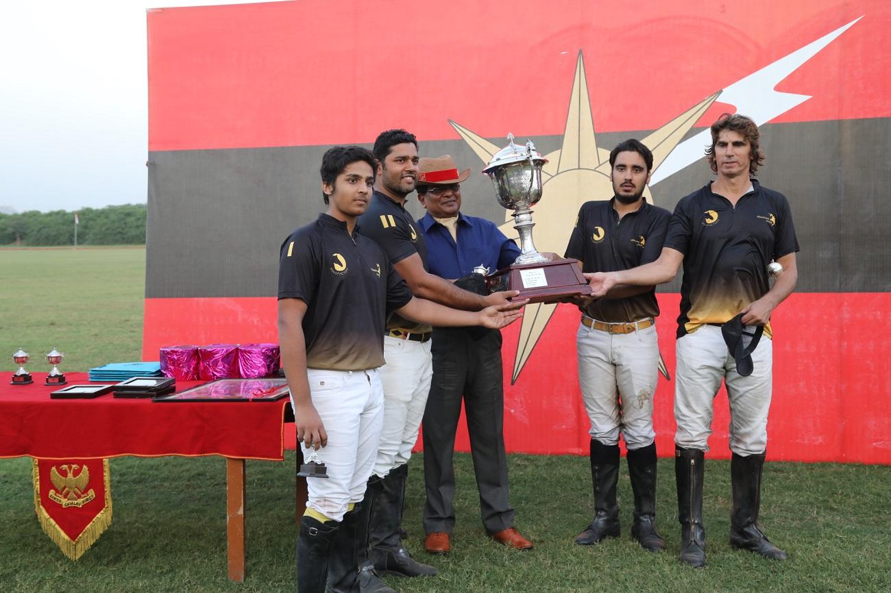 Army cdr cup, ASC Col Girdhari team, Chandna Group,  Akshay Malik, Navin Singh, Cdr Akhil Sirohi, Col GS Pandher, Ranshay Purohit, Gaurav Sehgal, Ashok Chandna, Gerardo Mazzini