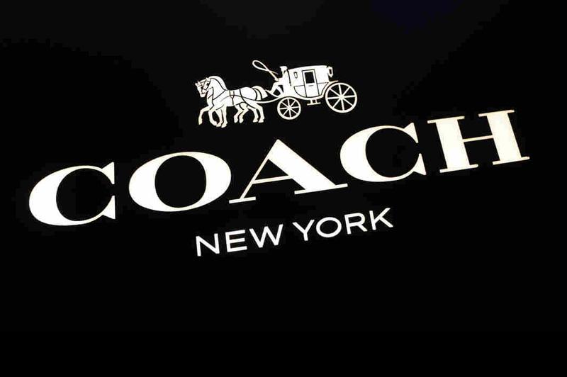 COACH , COACH  logo