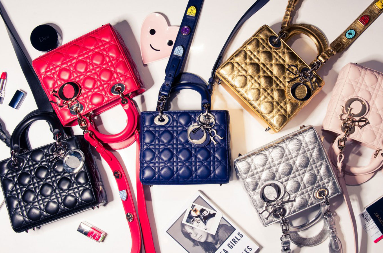Lady Dior Bag by Christian Dior,creative director, Maria Grazia Chiuri,Dior Lady Art,Lady Dior handbag was designed in honour of Princess Diana