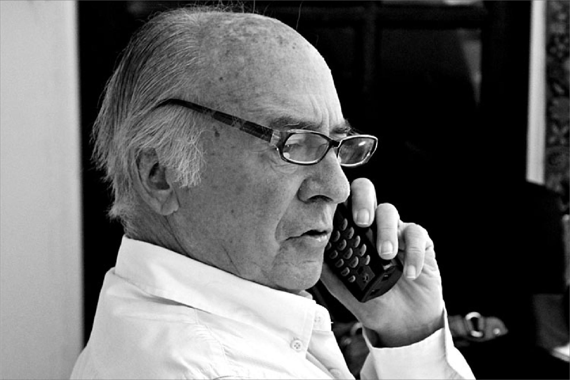 DON MARCOS URANGA (1936-2021)