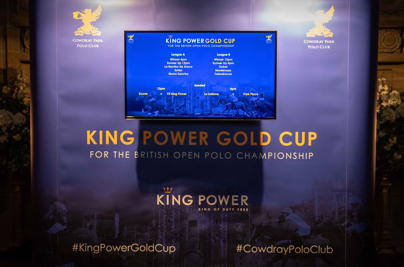 The King Power Gold Cup 2019