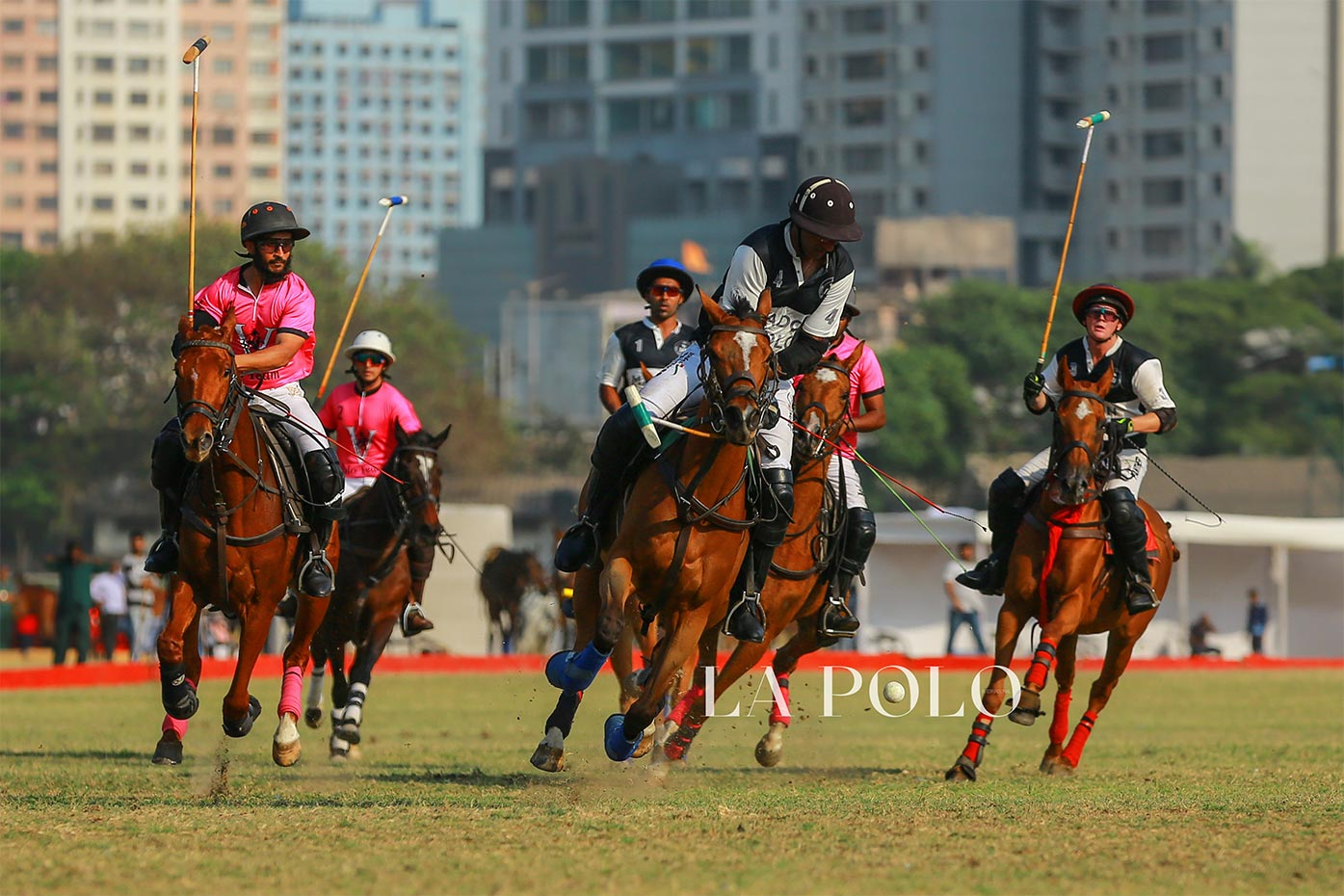 Pacing It Up | Mumbai Polo Season - 10 Goal Tournament