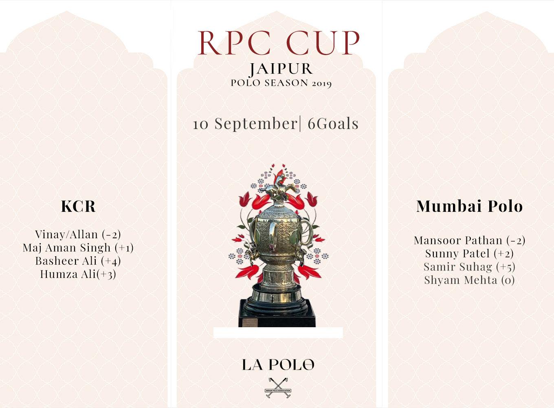 Jaipur polo season day 2