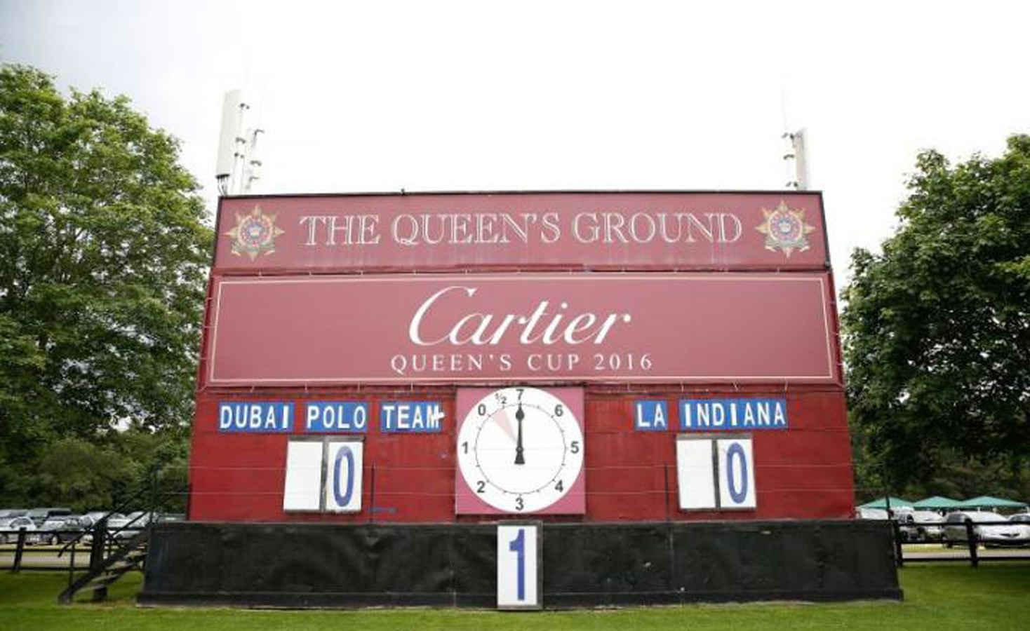 Cartier's Queen Cup