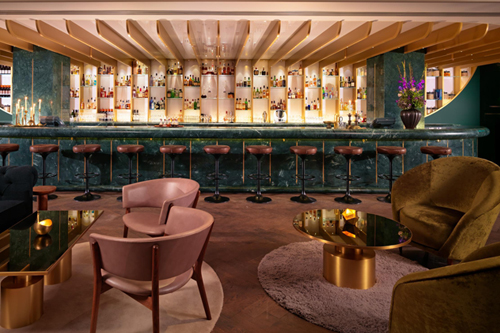 Dandelyan London , The finest bars from all around the world