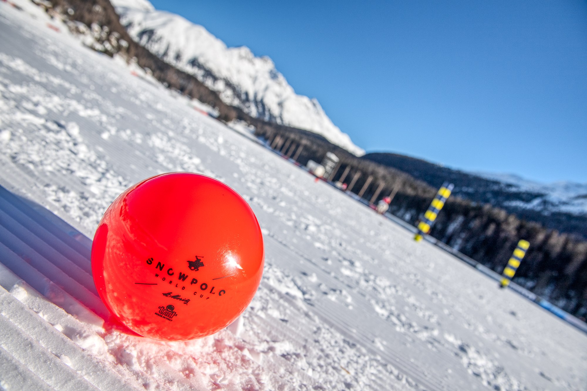 LA POLO IS NOW THE MEDIA PARTNER WITH 36th ST. MORITZ SNOW POLO WORLD CUP