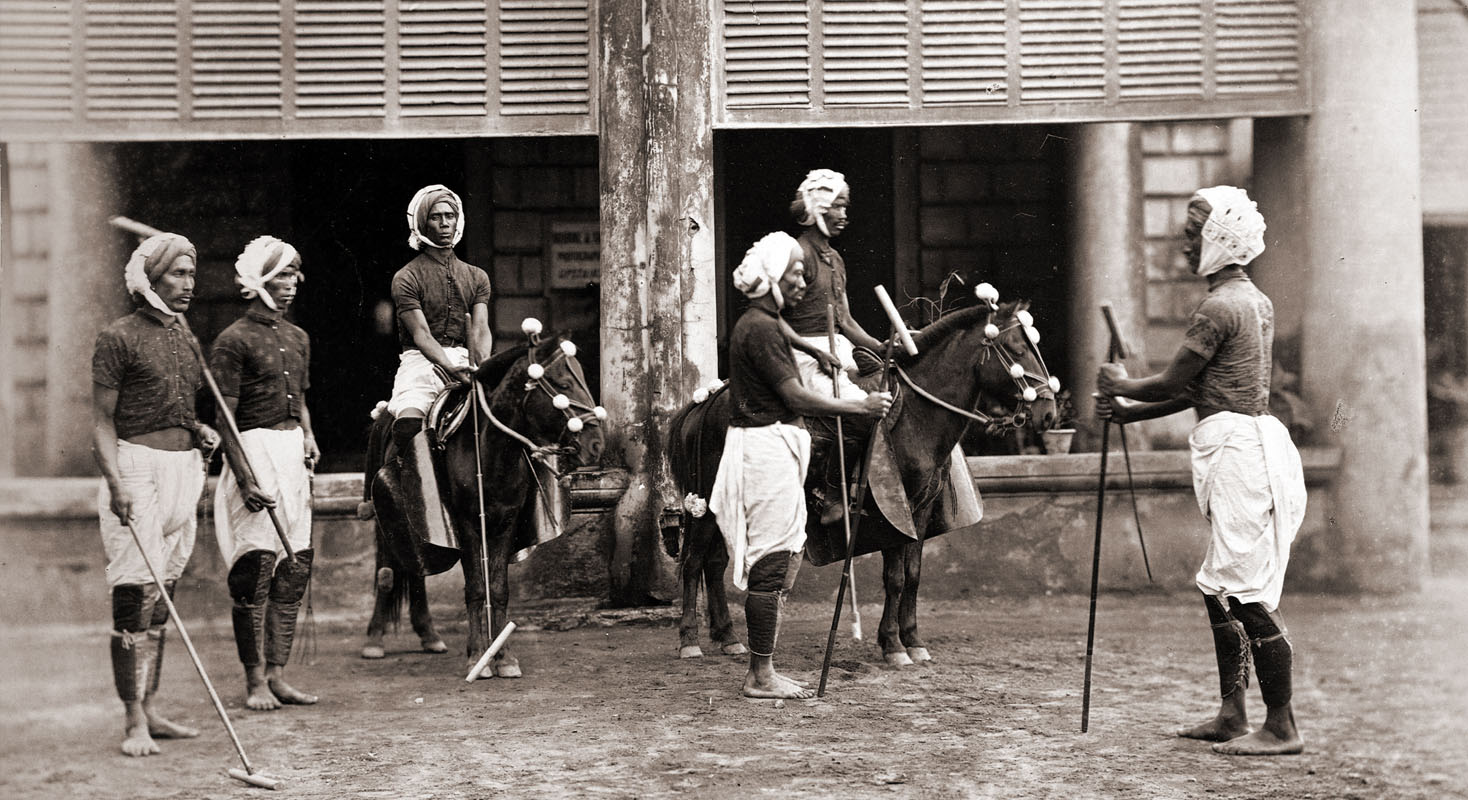 History of polo in britain