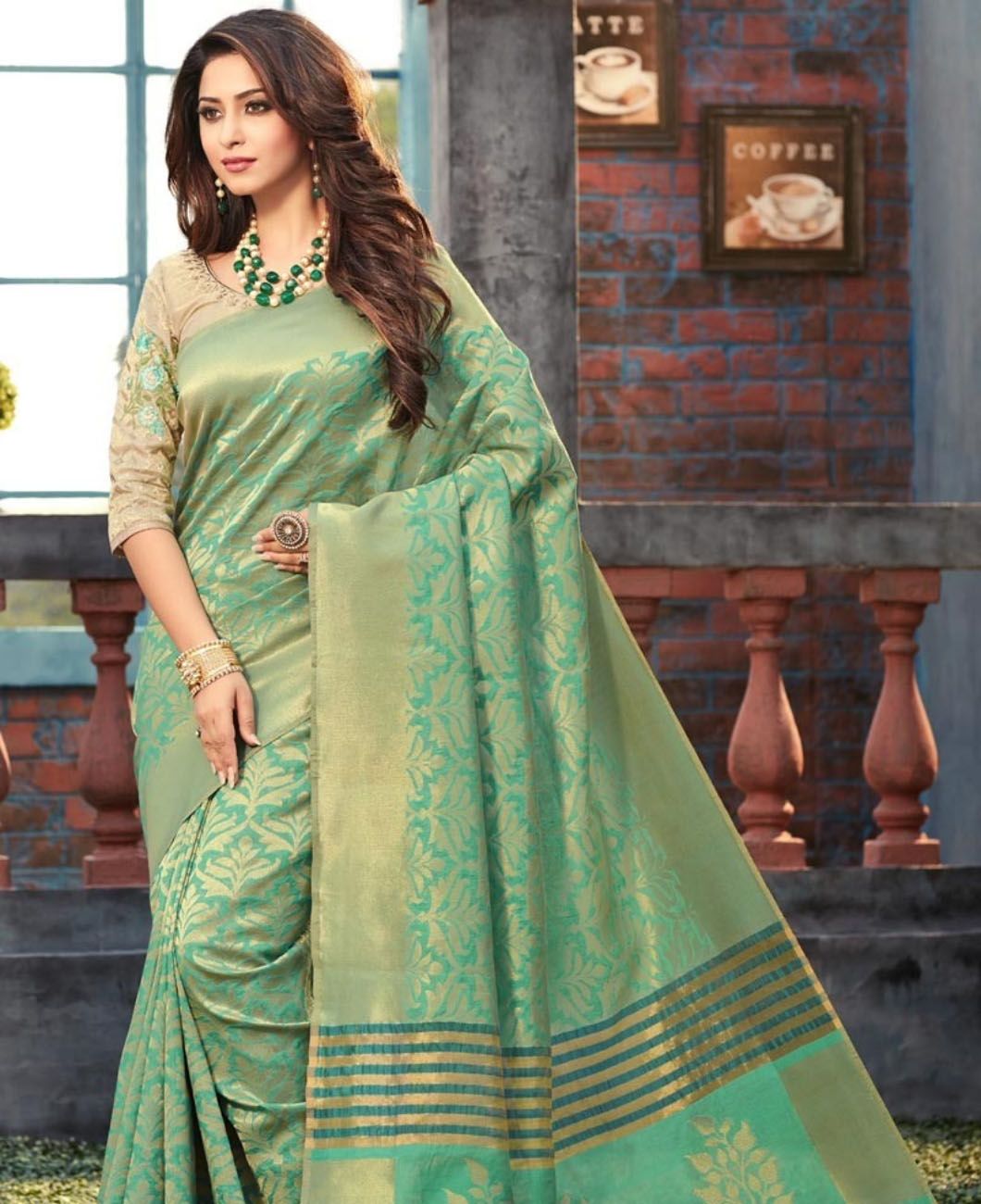 indian-saree-drape-drapes-vintafe-curtains-la-polo-lapolo