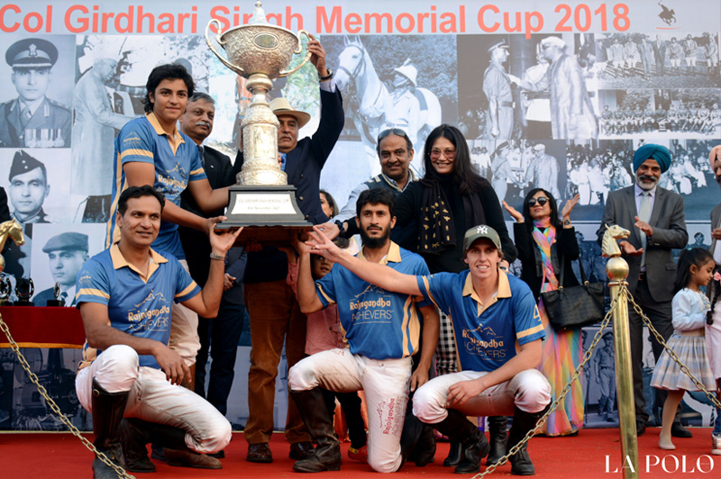 Finals IPG Col Girdhari Singh Memorial Cup,final trophy