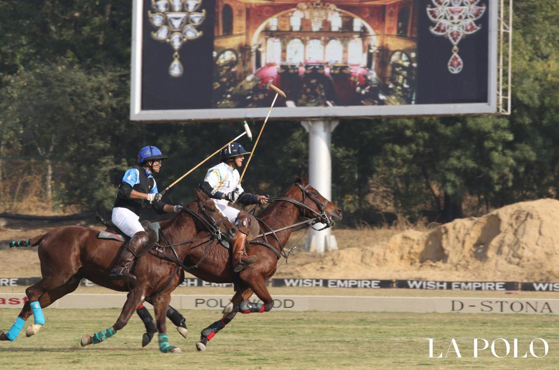 The First Day Of Princess Diya Kumari Cup