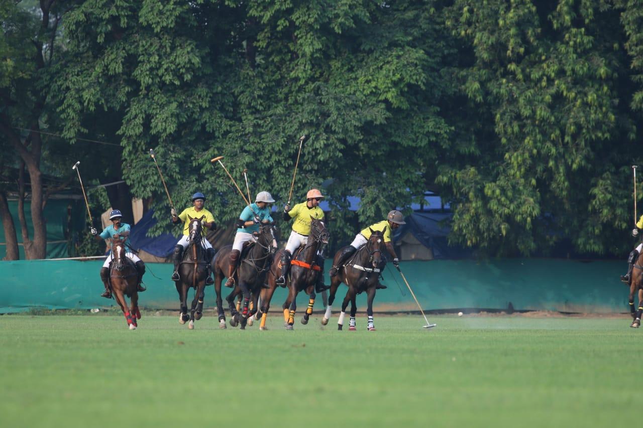 Jaipur polo season 2019