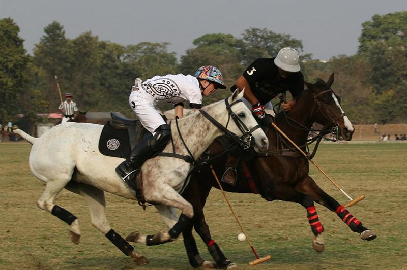 maharaja sawai bhawani cup : empress polo vs sona polo