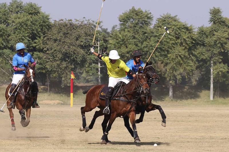 Jaipur polo season , gayatri Devi Cup , gerado mazzini