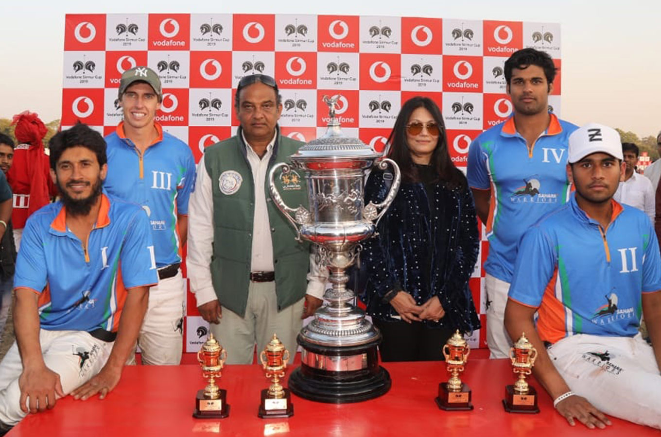 Vodafone Sirmour Cup