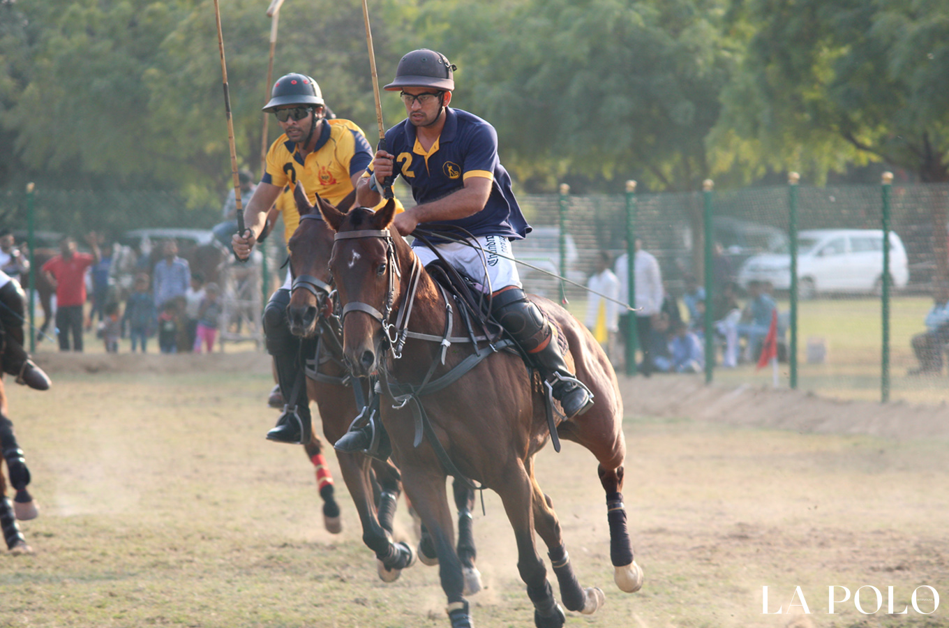 The Jodhpur Polo Cup - Arena Polo trophy