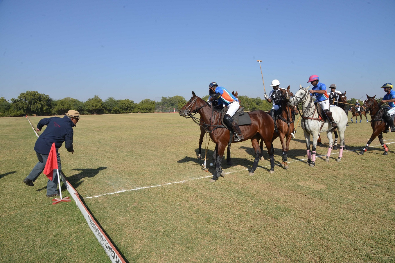 Day 1 of Rajputana & Central India Cup