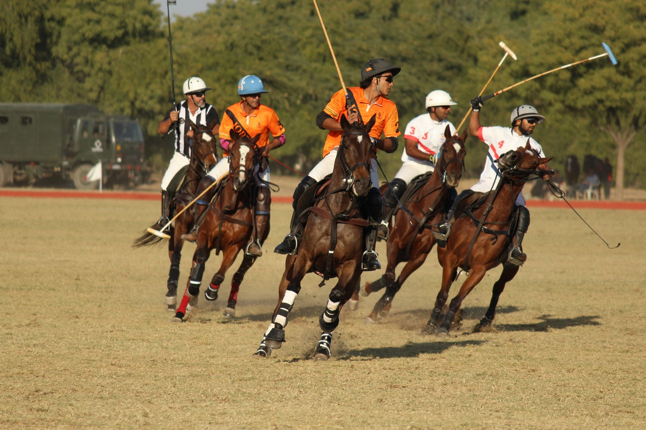 Day 3 Of Maharaja Of Jodhpur Golden Jubilee Cup