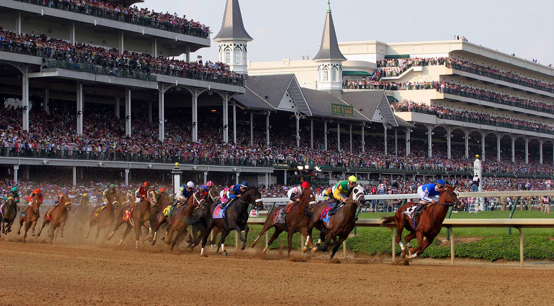 The 2019 Kentucky Derby may 2020
