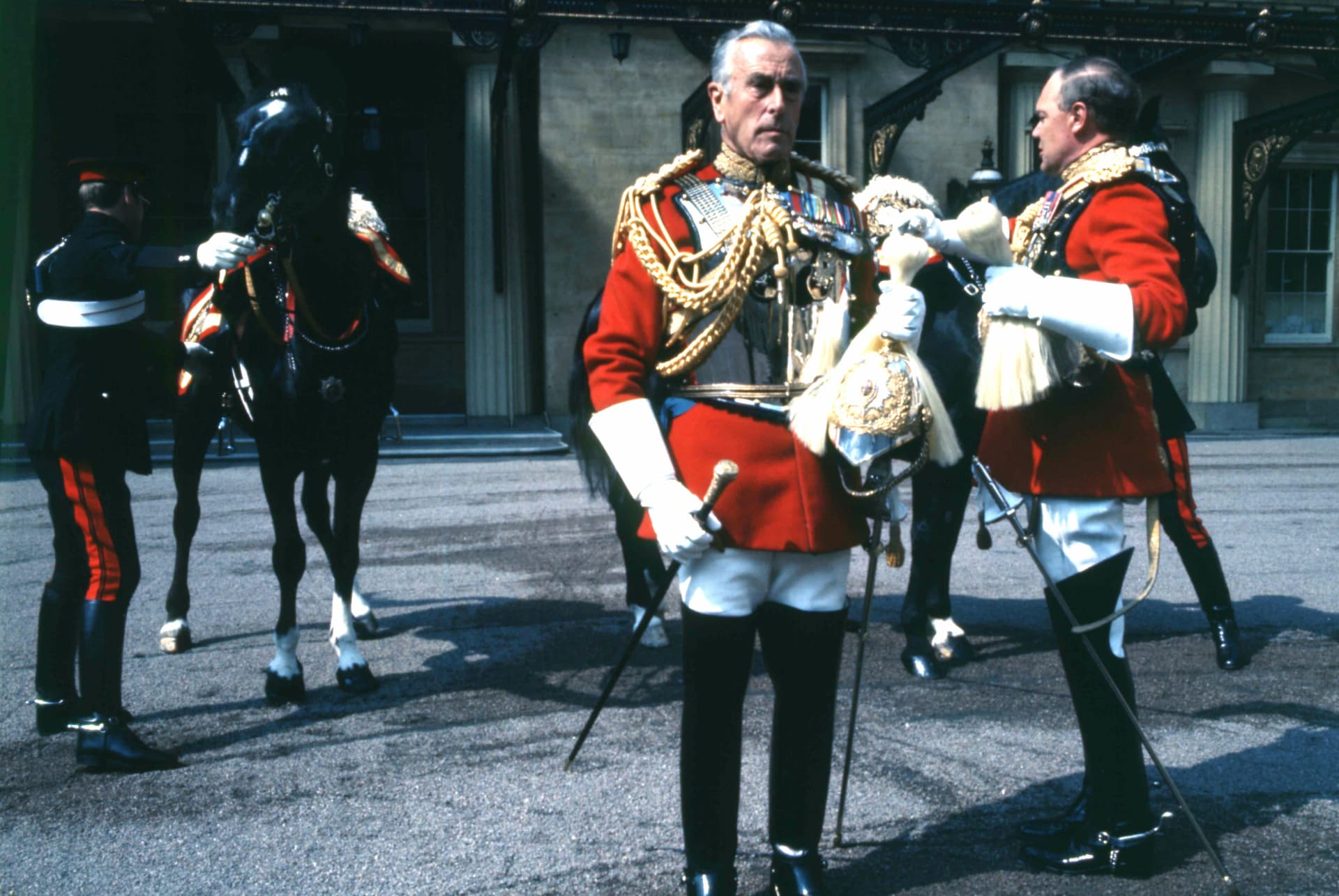 Polo Legacy of Lord Mountbatten