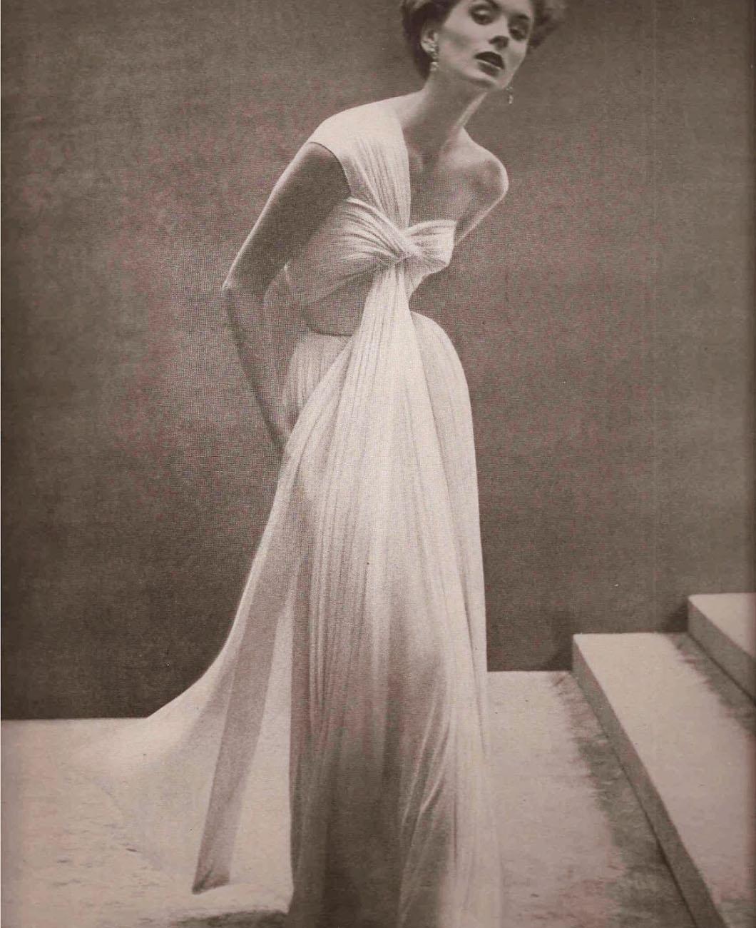 madame-gres-la-polo-lapolo-drape-draping-styles-fashion-vintage-fad-trend
