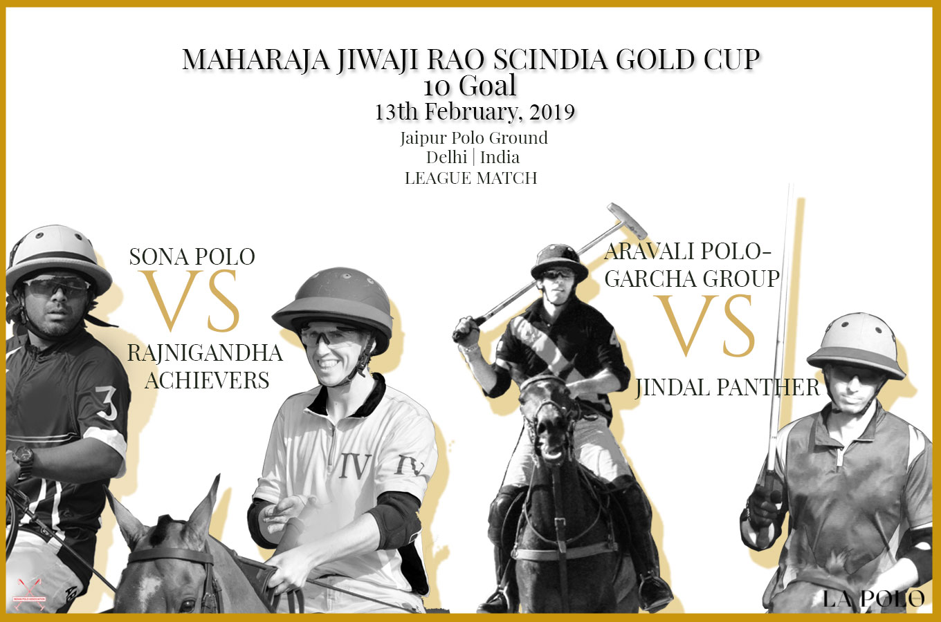 Capturing The Third Day of Maharaja Jiwaji Rao Scindia Gold Cup