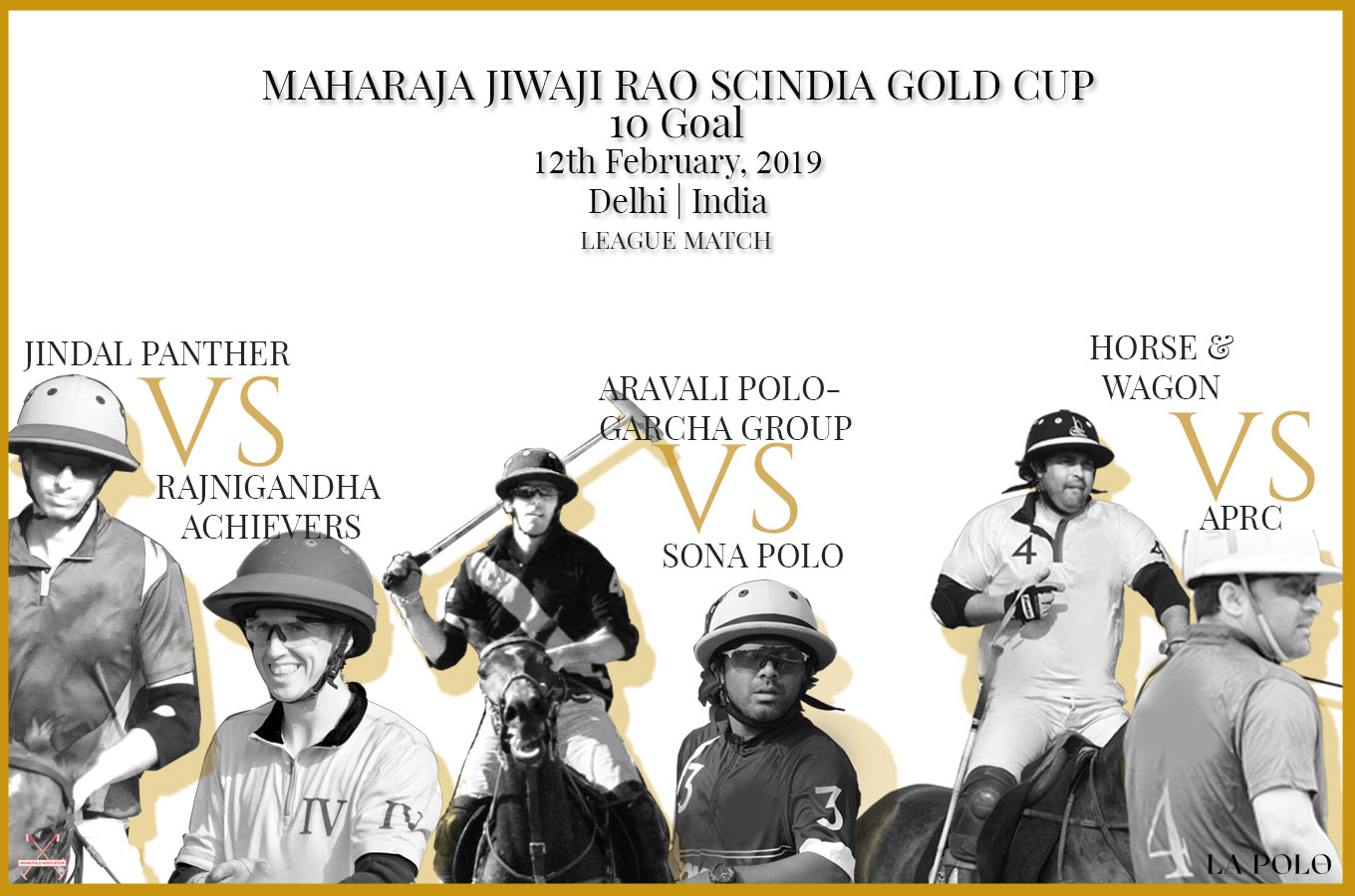 Second Day of Maharaja Jiwaji Rao Scindia Gold Cup?