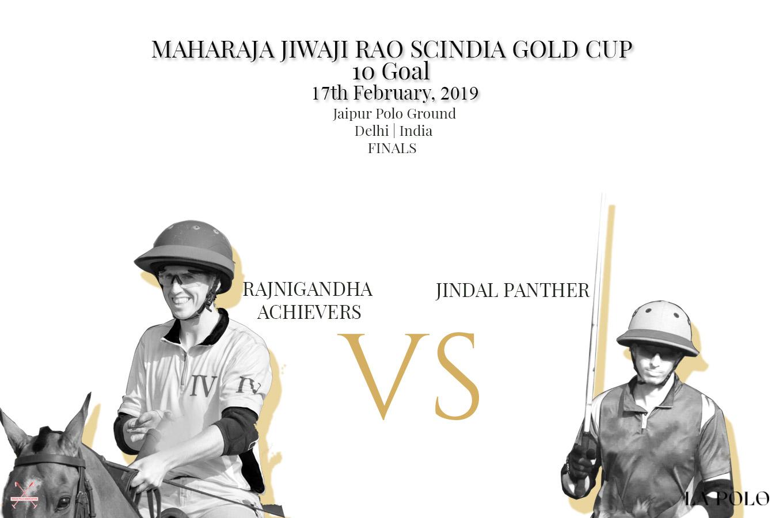 Maharaja Jiwaji Rao Scindia Gold Cup 2019