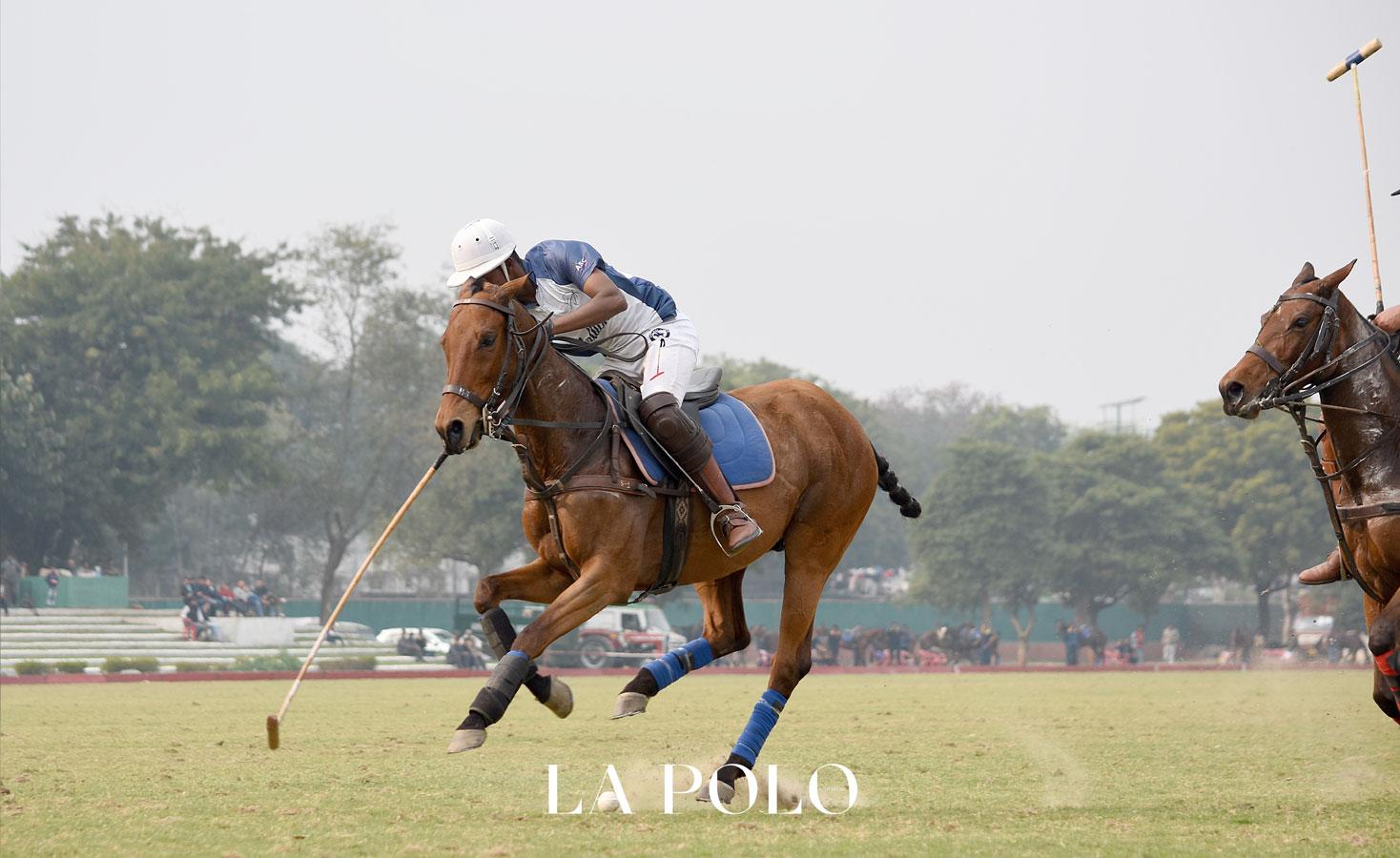 Col girdhari singh ,balck bucks polo team