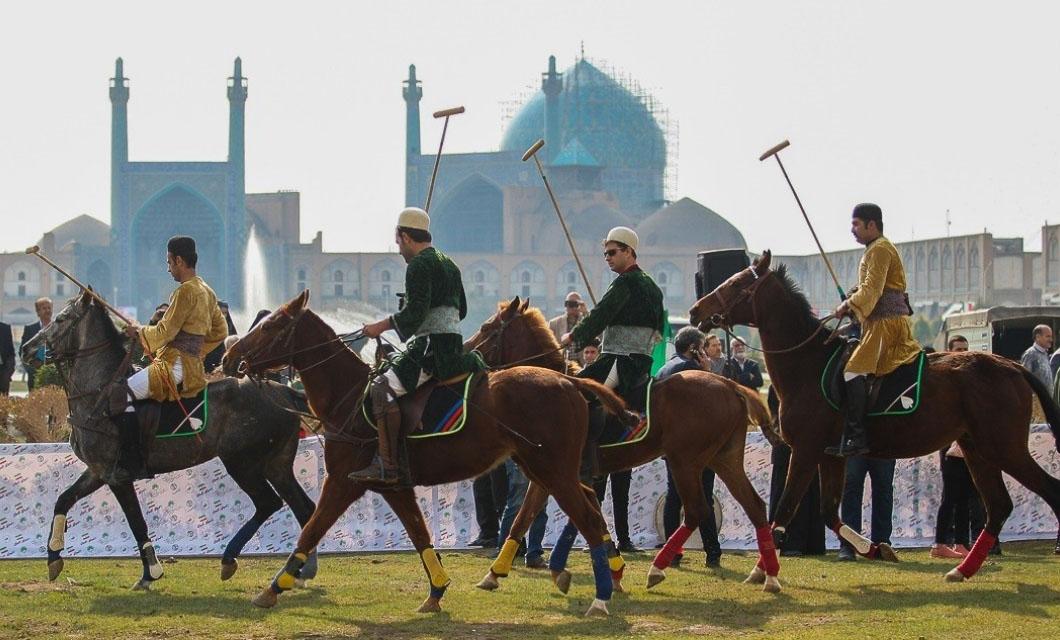 Polo Square: Naqsh-e Jahan