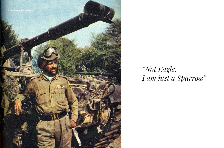 Major General Rajinder Singh