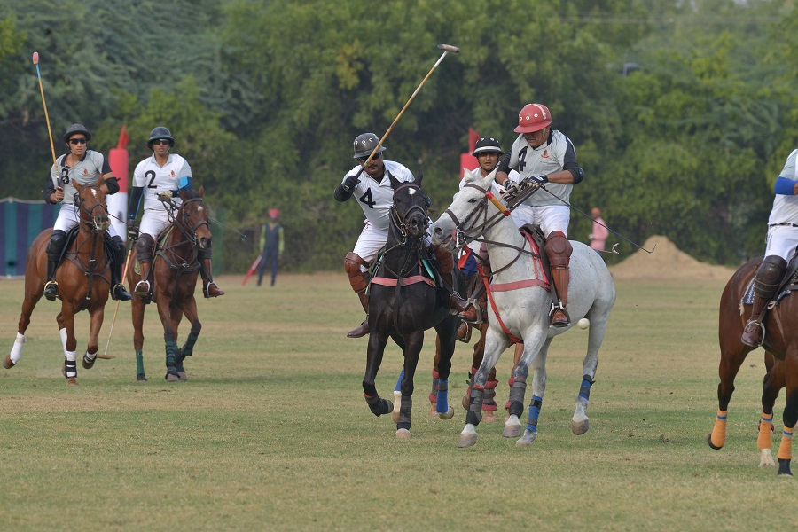 YES BANK INTERNATIONAL POLO CUP