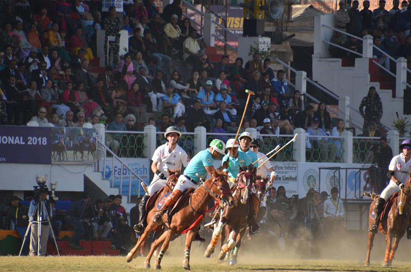 Manipur Polo, Polo International, India B, England, finals, Mary Kom, Imphal Polo Ground, Manipur Sangai, Mapal Kanjeibung, Imphal, Manipur, polo ground, Najma Heptulla