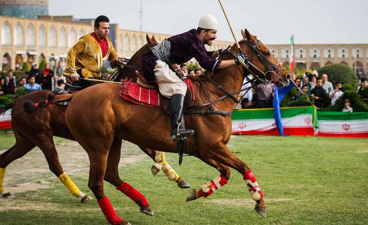Mordern Polo Of iran