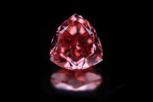 .The Moussaieff Red Diamond