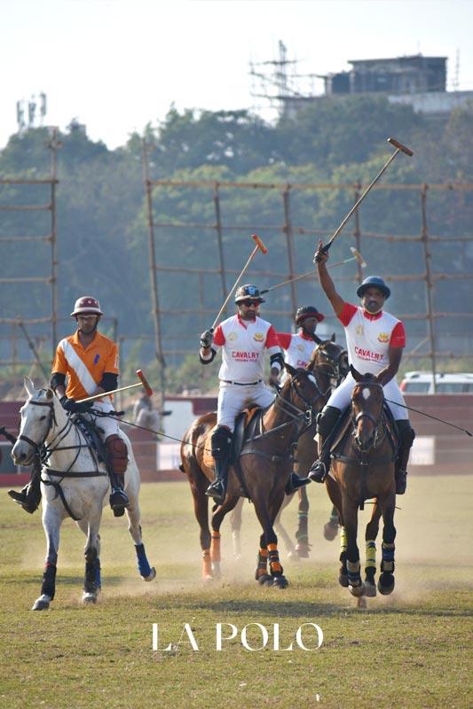 Mumbai polo season
