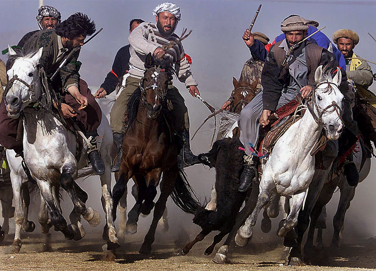 Middle Eastern variations of Polo