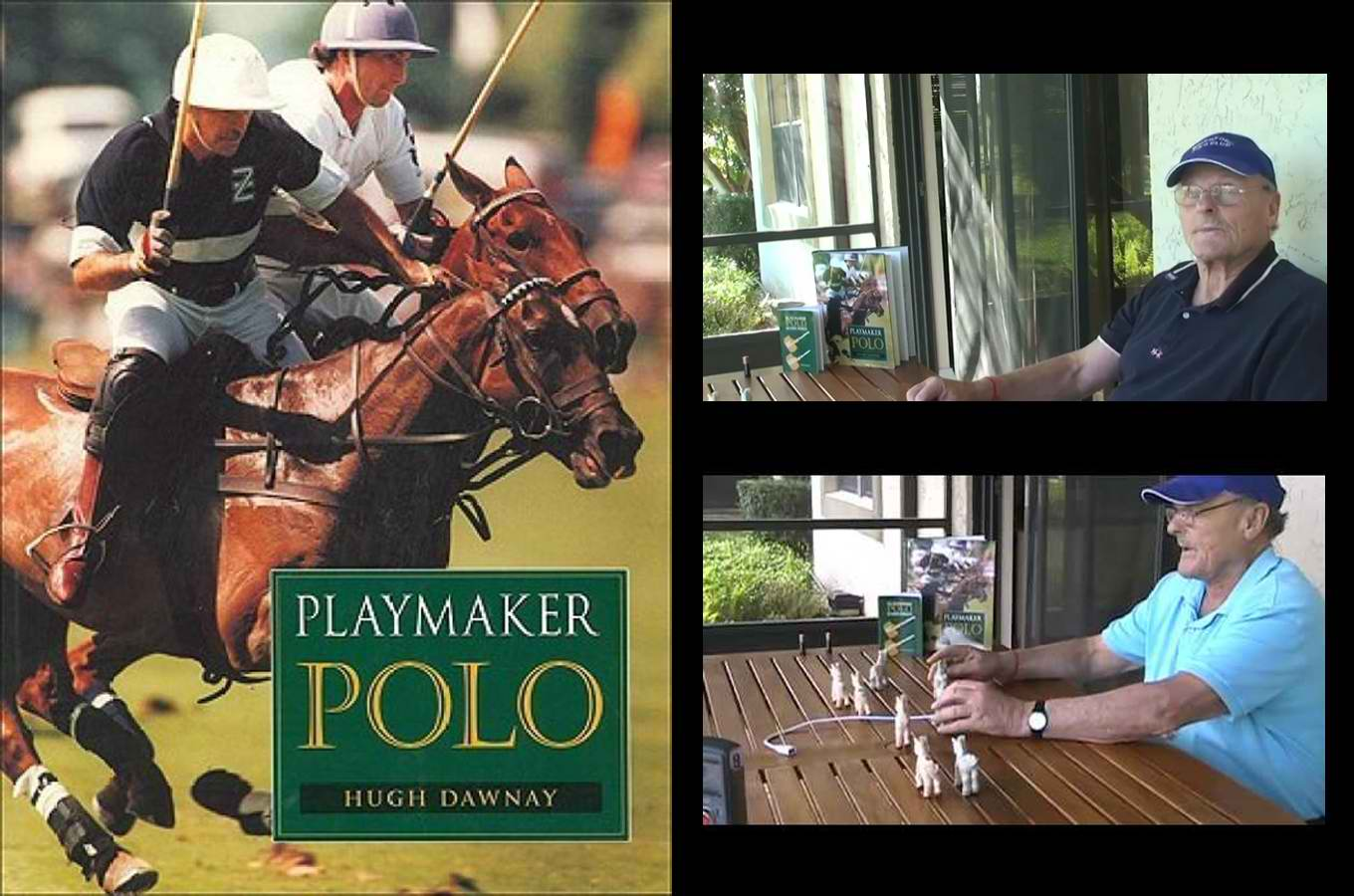 Playmaker Polo by Hugh Dawnay