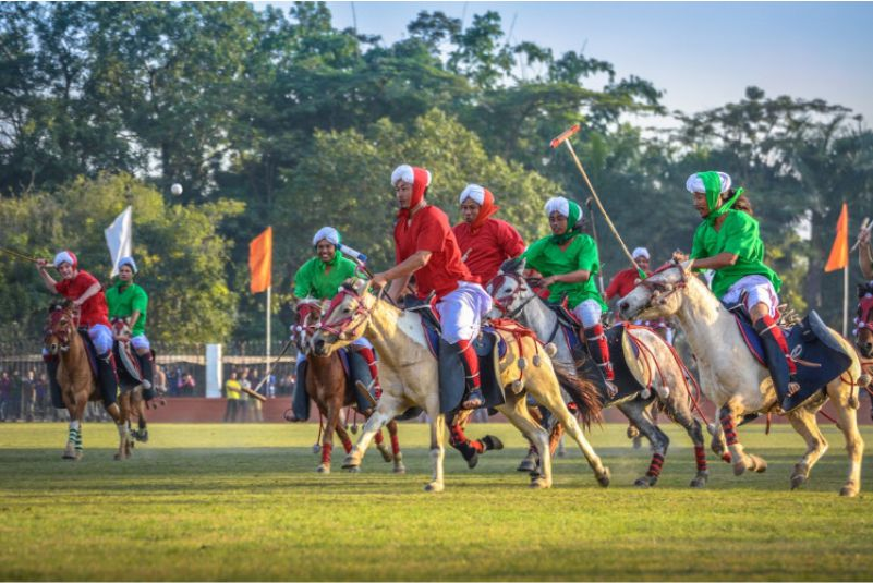 Polo in Manipur