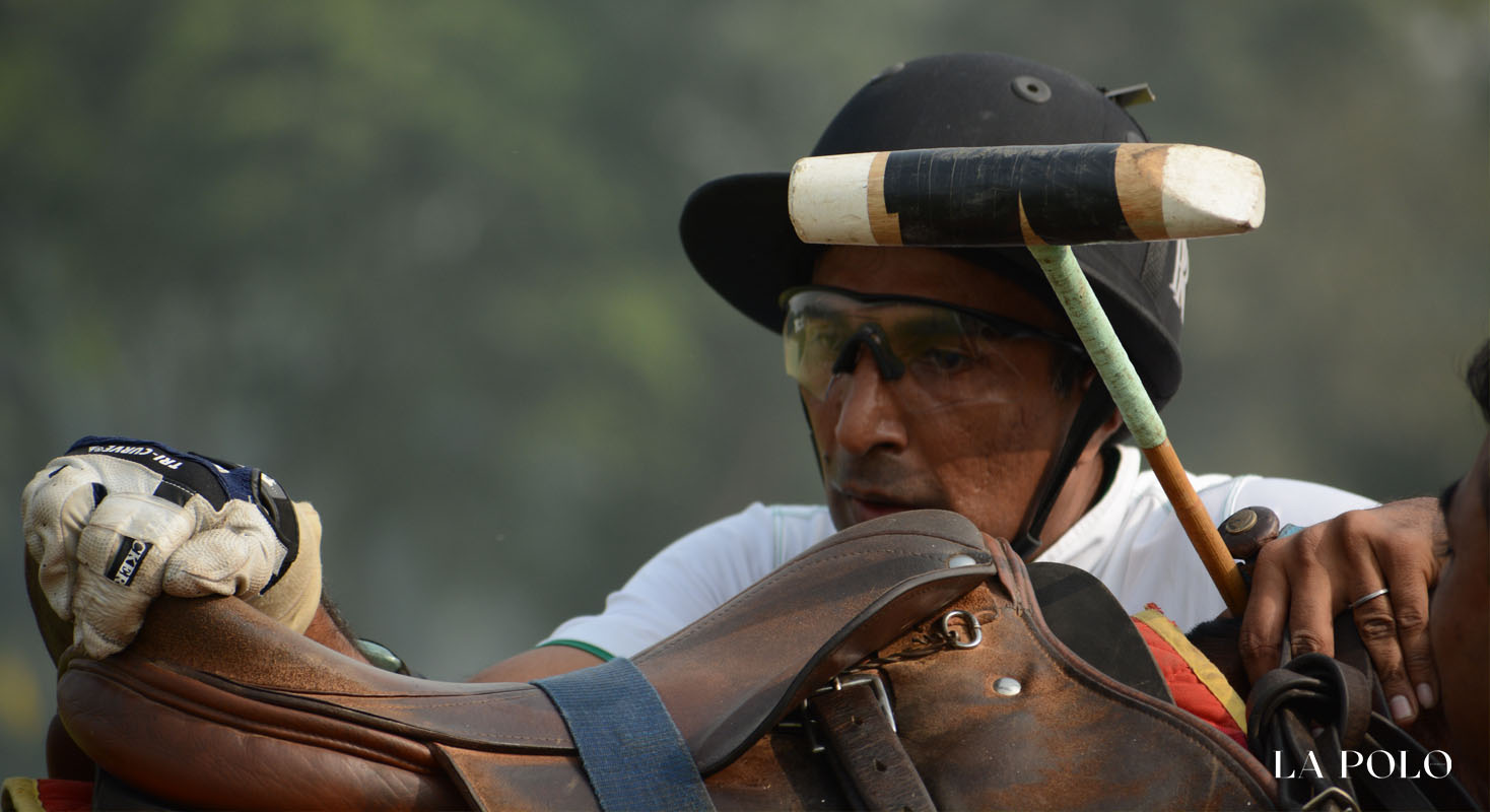 Col Ravi Rathore polo player