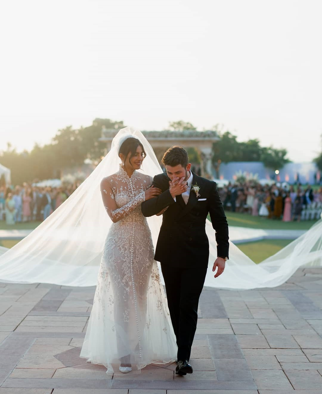 Ralph Lauren Designs The Wedding Dress For The First Time For A